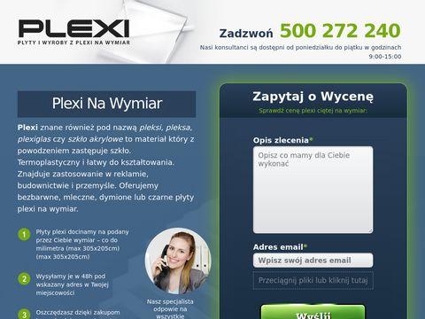 Plexinawymiar.pl