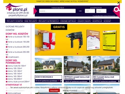 Planz - portal gotowych projektów domów