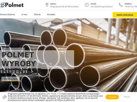 Polmet-grudziadz.pl kontrukcje stalowe
