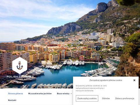 Polishcharteragency.pl czarter Karaiby