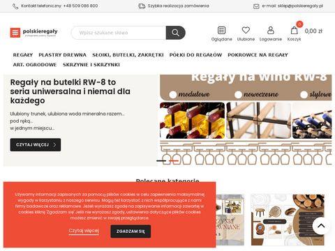 Polskieregaly.pl regały magazynowe