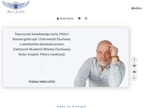 Zbigniew Jan Popko bioenergoterapia