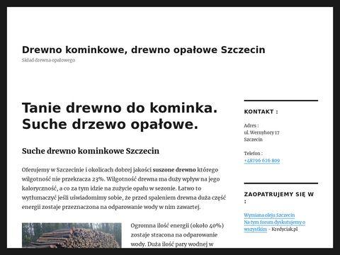 Pelio producent drewna kominkowego