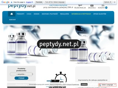 Peptydy.net.pl oryginalne