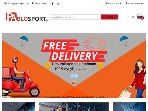 PabloSport.pl - Sprzęt Siłowy