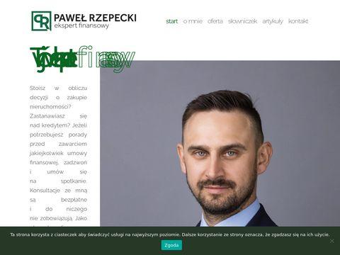 Pawelrzepecki.pl pomoc kredytowa Szczecin
