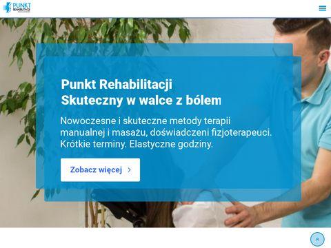 Punktrehabilitacji.pl fizjoterapia Wrocław
