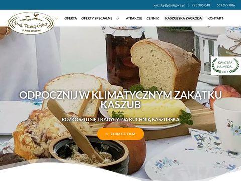 Ptasiagora.pl kwatera na Kaszubach agroturystyka