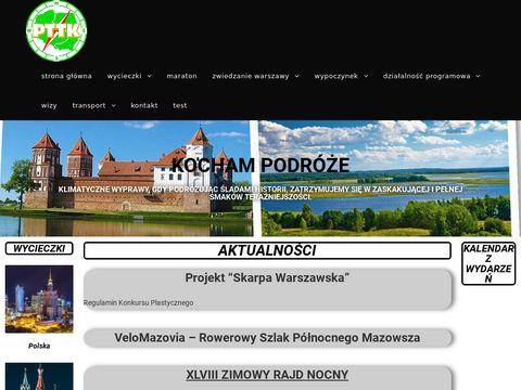 Pttk.com.pl wycieczki Ukraina