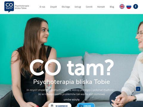 Psychoterapiacotam.pl gabinet
