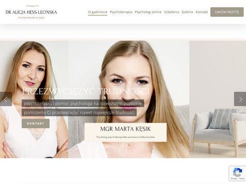 Psychoterapeuta.info.pl terapia grupowa Szczecin