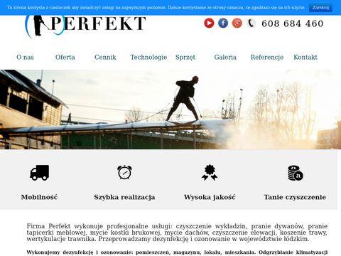 Pranieperfekt.pl dywanów, czyszczenie wykładzin
