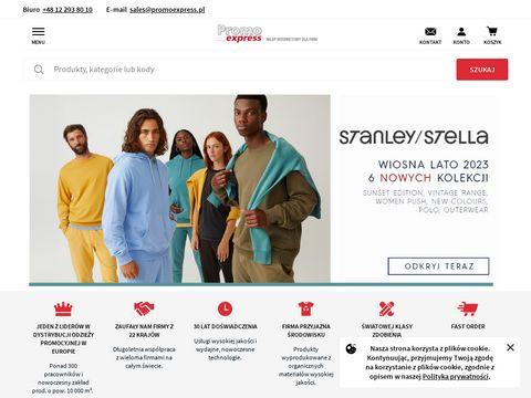 Promoexpress.pl gadżety dla firm
