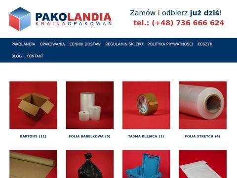 Przeprowadzkisklep.pl kartony