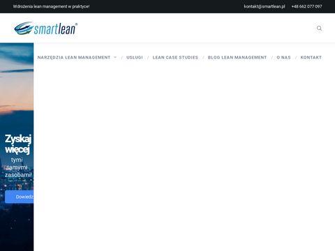 Smartlean.pl - doradztwo Lean
