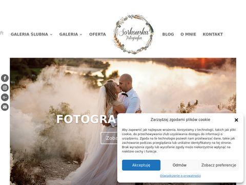 Sorkowska.com fotograf ślubny Stalowa Wola