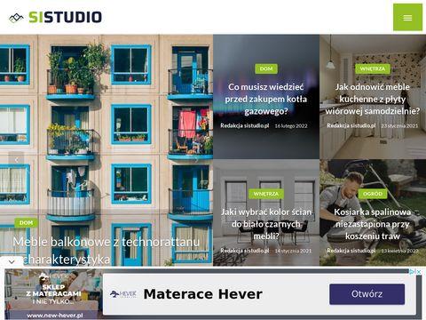 Sistudio.pl Szafy BHP