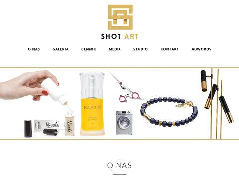Shotart.pl packshoty