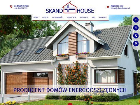 Skandhouse.pl domy szkieletowe