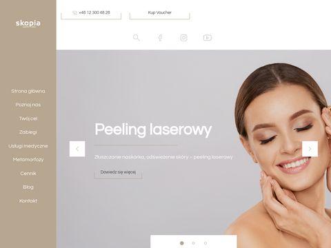 Skopia-ec.pl mezoterapia igłowa
