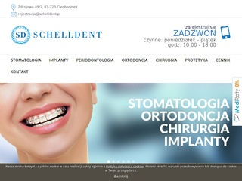 Schelldent chirurgia stomatologiczna