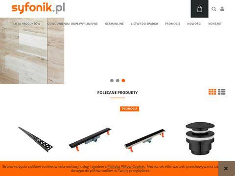 Syfonik.pl - profesjonalny sklep internetowy
