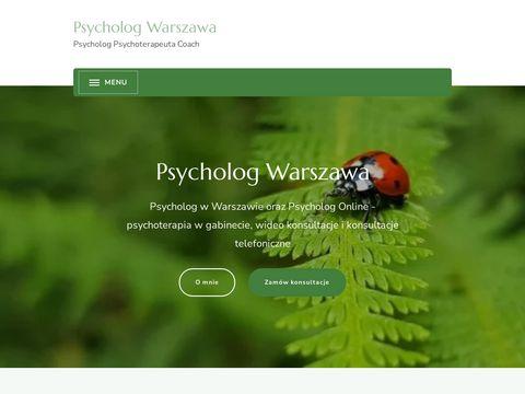 Szczepaniak-psychology.eu terapia par Warszawa