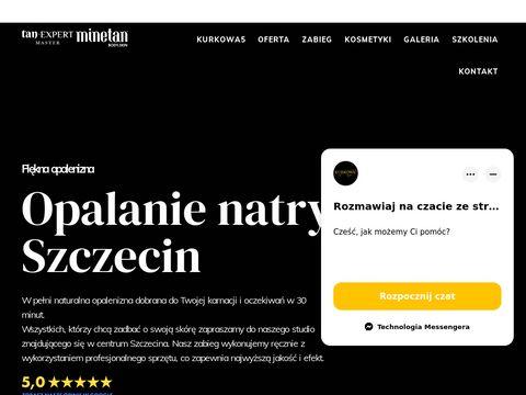 Szczecin.tanexpert.pl opalanie natryskowe szkolenie