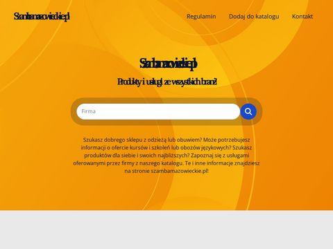 Szambamazowieckie.pl szambo betonowe