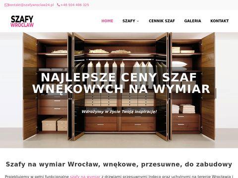 Szafywroclaw24.pl garderoby