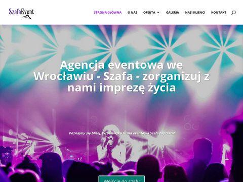Szafaevent.pl organizacja imprez we Wrocławiu