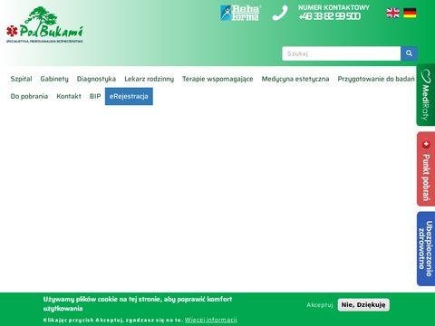 Szpitalpodbukami.pl leczenie wzroku