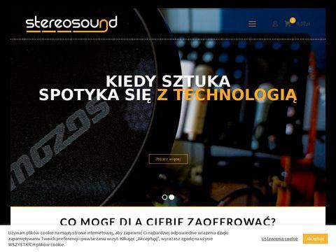 Stereosound.pl studio nagrań