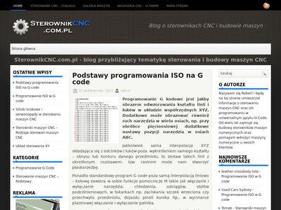 Sterownikcnc.com.pl maszyn