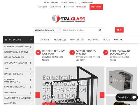 Stalglass.com szkło hartowane