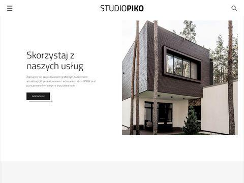 Studiopiko.pl projekty graficzne
