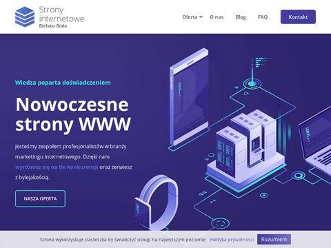 Stronyinternetowe.bielsko.pl sklepy