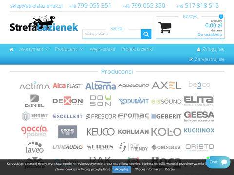 Strefalazienek.pl Oristo
