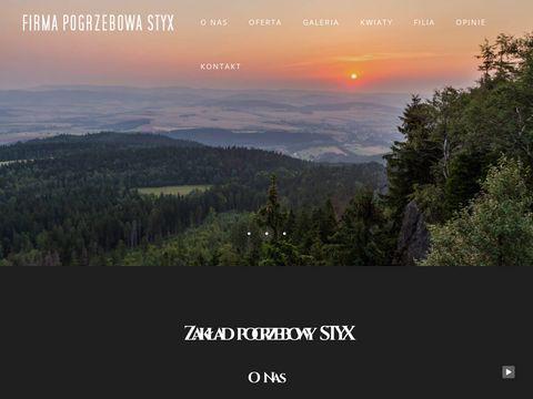 Styx-walach.pl zakład pogrzebowy