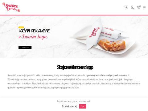 Sweet Corner - Słodycze reklamowe