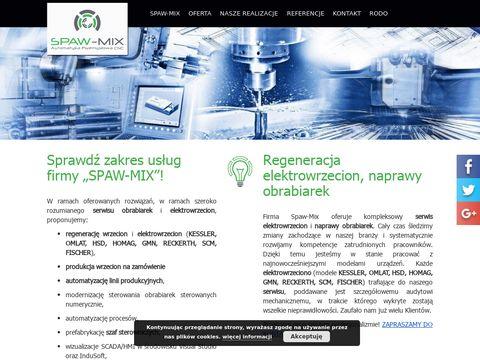 Spaw-mix.pl cnc serwis