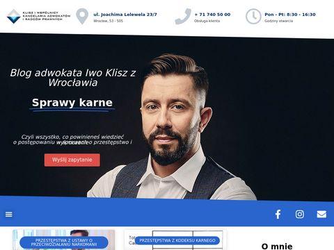 Sprawy-karne.biz.pl prawo Wrocław