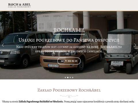 Roch-abel.pl zakład pogrzebowy