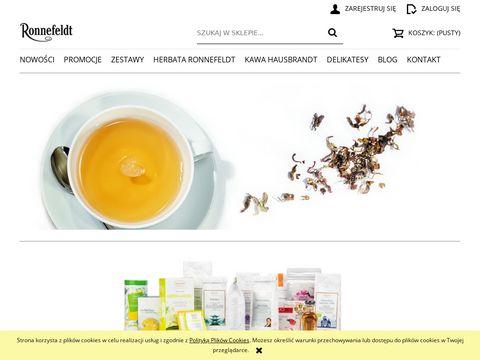 Ronnefeldt-sklep.pl - zestawy herbat