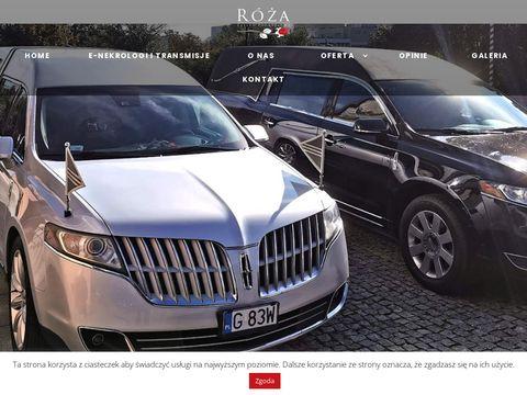 Roza24.pl zakład pogrzebowy