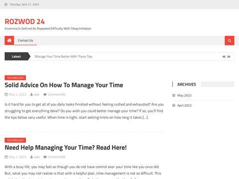 Rozwod24.info adwokaci Warszawa