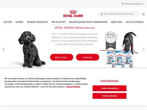 Royalcanin.pl karmy dla psów
