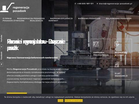Regeneracja-posadzek.pl