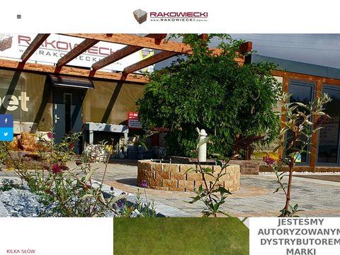 Rakowiecki.com.pl układanie kostki brukowej