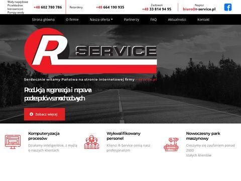 R-service.pl przekładnie kierownicze